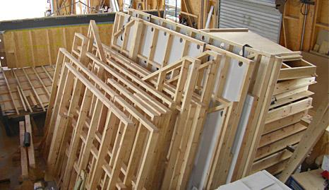 Holzrahmenbau konstruktion  Leistung/Service | Marcus Schäfer Holzbau